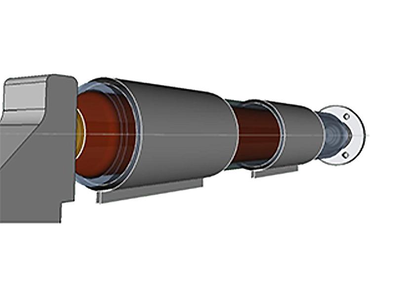 Prozessinnovation zur Entwicklung einer Schlauch-Aufziehmaschine