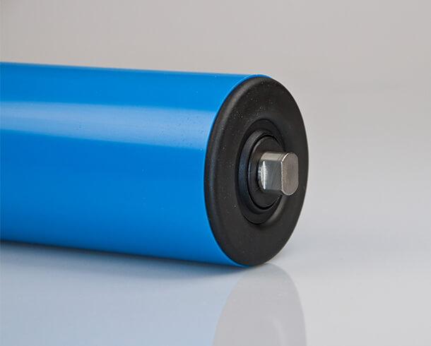Tragrollen mit Kunststofflagerboden