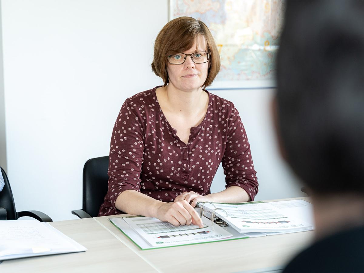 Arbeitsvorbereitung - FMG Förderelemente Mecklenburg GmbH