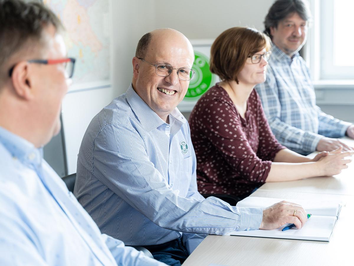 Einkauf - FMG Förderelemente Mecklenburg GmbH
