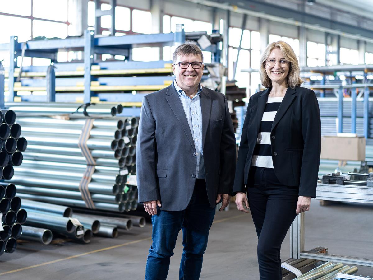 Geschäftsführung - FMG Förderelemente Mecklenburg GmbH