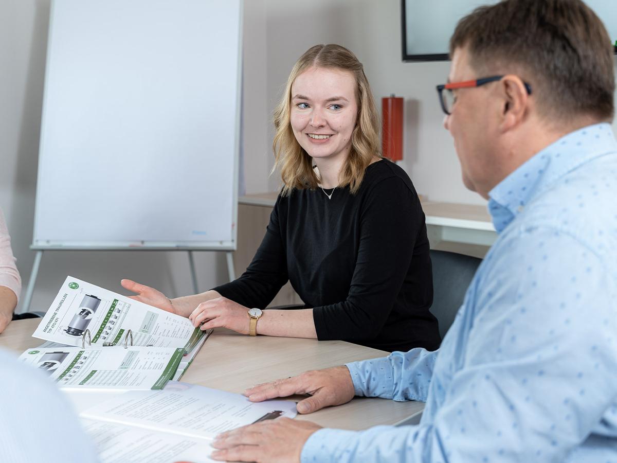 Logistik - FMG Förderelemente Mecklenburg GmbH