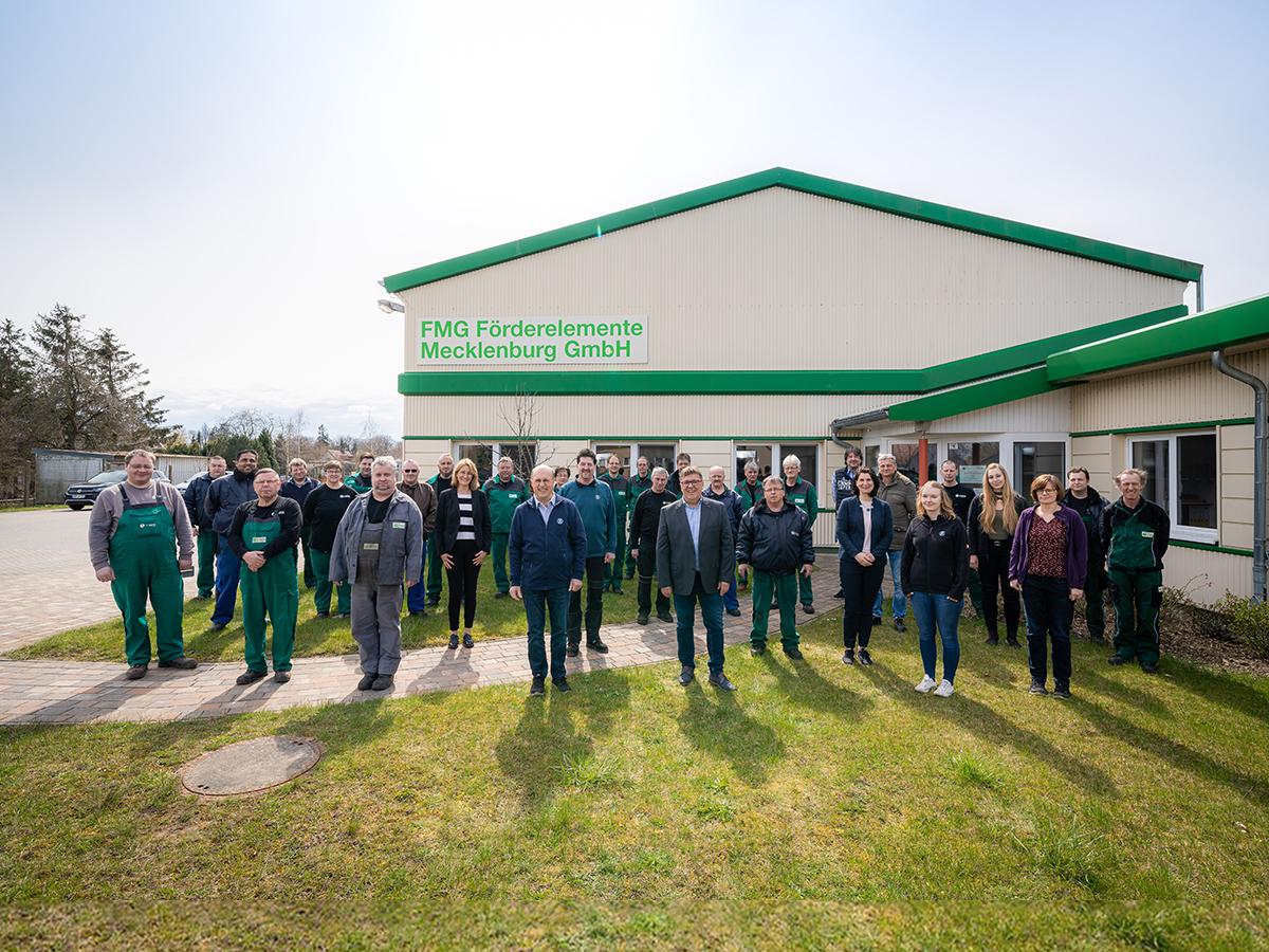 Team - FMG Förderelemente Mecklenburg GmbH