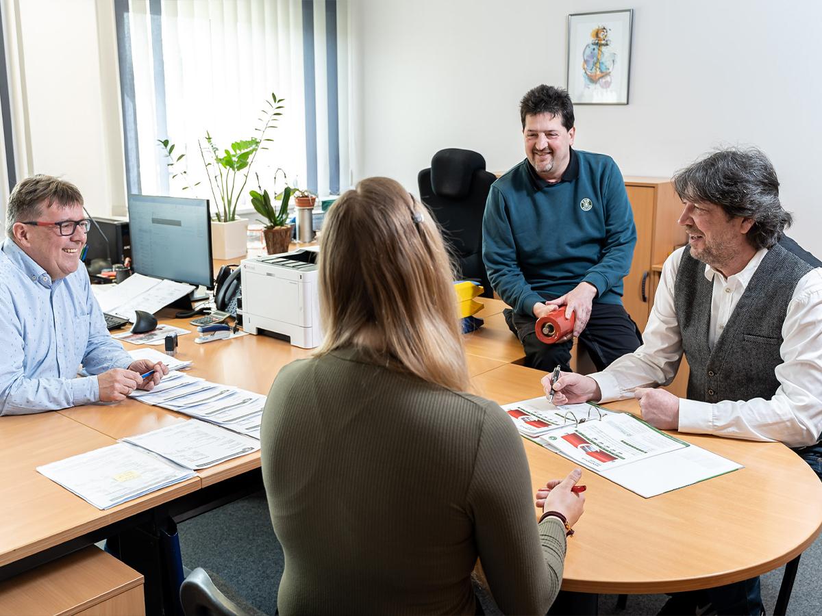 Vertrieb - FMG Förderelemente Mecklenburg GmbH